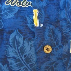 1e5c0dde Reyn Spooner Shirts - Reyn Spooner Shirt University of Michigan Hawaiian